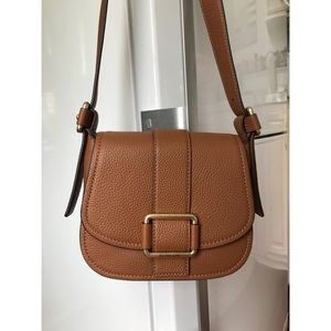 NWT Michael Kors Leather Crossbody Maxine